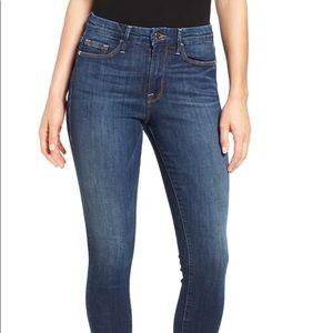 Good American 16 Good Legs Hi Rise Skinny Jeans